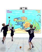 Interaktív sport- és játékkonzol, amelynek célja a testmozgás és a digitális játékok közötti kölcsönhatás megteremtése.
